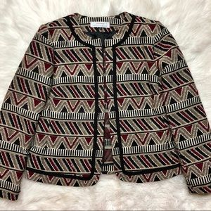 •Tahari• Women's Knit Jacket/Coat